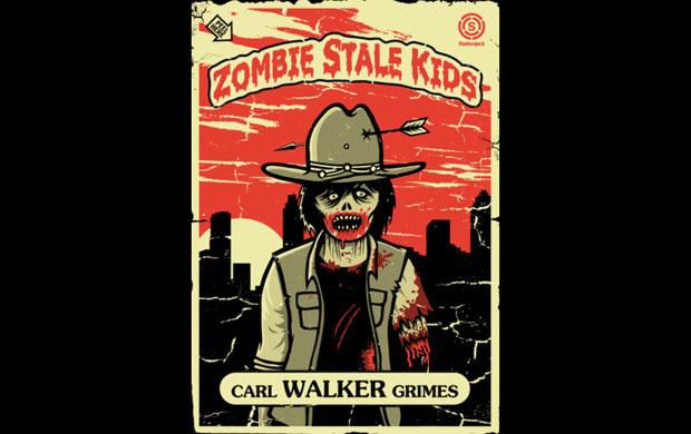Walker Grimes T-Shirt