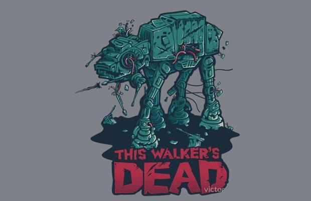 Walkers Dead T-Shirt