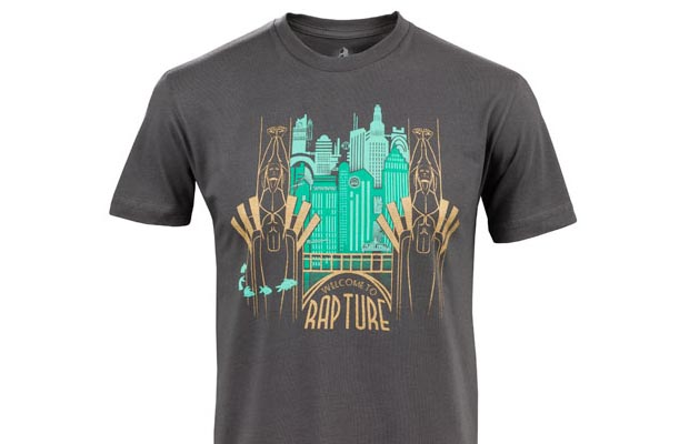 Welcome to Rapture T-Shirt