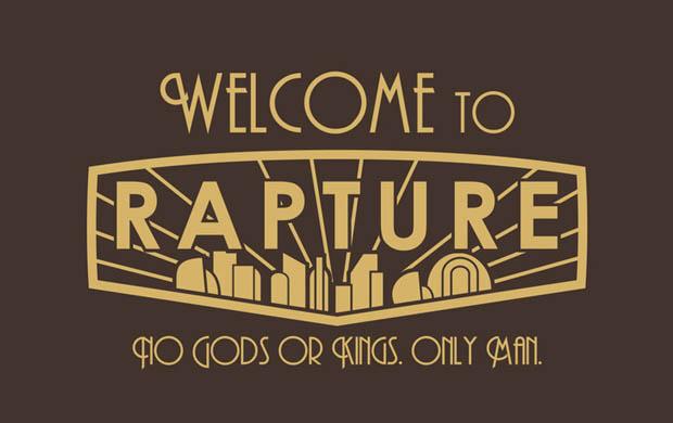 Welcome to Rapture Tee