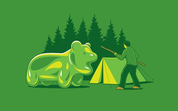 Wild Gummi T-Shirt