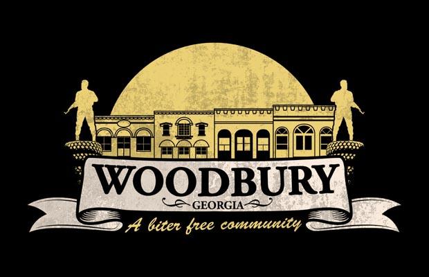 Woodbury Biter Free T-Shirt