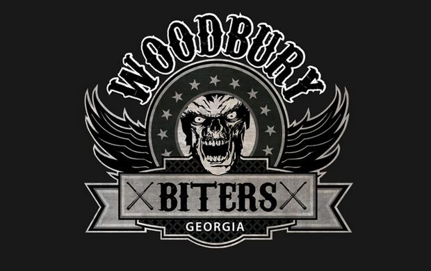 Woodbury Biters T-Shirt