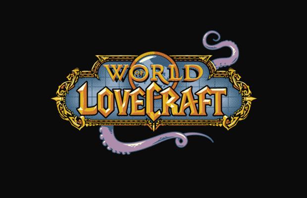 World of Lovecraft T-Shirt
