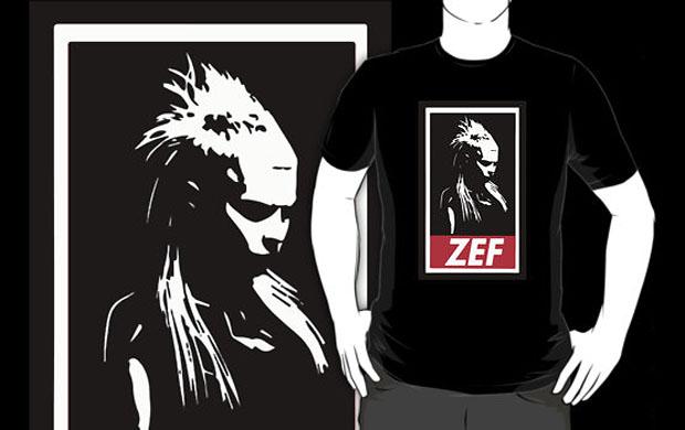 Yolandi ZEF T-Shirt