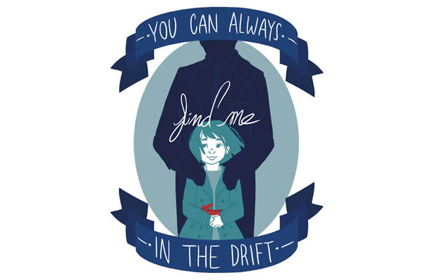 You Can Always Find Me In The Drift T-Shirt