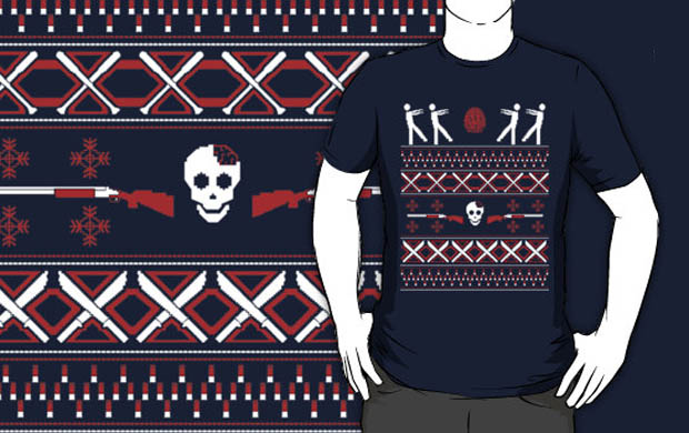 Zombie Christmas Sweater.30 Questionable Christmas Sweater T Shirts Tshirtonomy