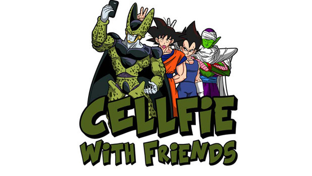 Cellfie with Friends T-Shirt