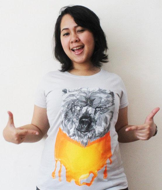 pooh tshirt