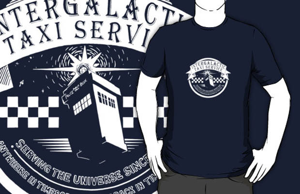 taxi and relative dimensions in space t-shirt