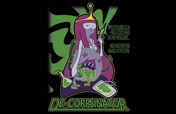 the DeCorpsinator T-Shirt