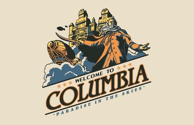 Welcome to Columbia T-Shirt